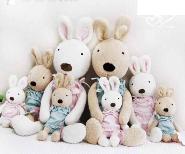 娃娃屋樂園~Le Sucre法國兔砂糖兔(寶寶服款)60cm690元另有30cm45cm90cm