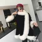 2019秋冬季新款仿水貂絨皮草外套女加厚...