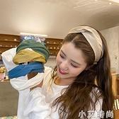 韓版網紅頭飾少女韓國簡約甜美寬邊發帶發箍頭箍壓發外出百搭發卡 小艾新品