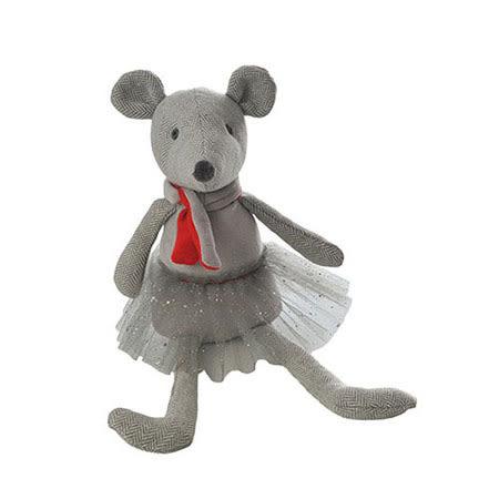 羅莉塔小老鼠玩偶 30cm【Les Petites Marie】