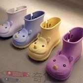仿mini melissa梅麗莎兒童雨鞋女童鞋果凍鞋男童雨靴幼兒小童水鞋