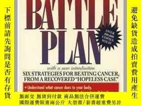 二手書博民逛書店A罕見Cancer Battle Plan: Six Strategies for Beating Cancer