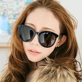 現貨-韓國ulzzang原宿復古墨鏡潮流方框太陽鏡百搭韓版墨鏡時尚炫彩太陽眼鏡97