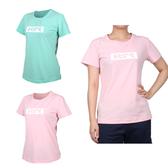 ASICS 女短袖T恤(免運 吸濕排汗 慢跑 路跑 上衣 亞瑟士≡排汗專家≡