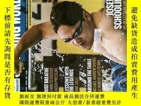 二手書博民逛書店SW罕見SWIMMING WORLD 2017 07 遊泳世界體育運動外文原版英文雜誌Y114412