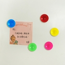磁鐵 彩色磁鐵 冰箱磁鐵 冰箱貼 磁力貼 磁珠 白板磁鐵 彩色圓形磁鐵 留言貼【K106】生活家精品