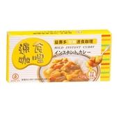 工研益壽多甘味速食咖哩125G/盒【愛買】