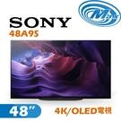 【麥士音響】SONY 索尼 KD-48A9S   48吋 4K OLED 電視   48A9S【現場實品展示中】
