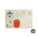 【收藏天地】印章明信片*中正紀念堂  ∕  印章 擺飾 送禮 趣味 文具 創意 觀光 記念品