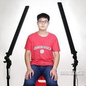 補光燈型柔光led攝影燈箱攝影棚套裝產品拍攝拍照道具補光燈wy