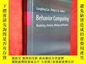 二手書博民逛書店Behavior罕見Computing: Modeling, A