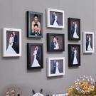 相框簡約照片牆裝飾 客廳相框牆創意相框掛牆 九宮格臥室組合相片牆JY