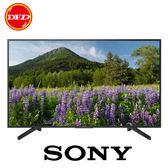 (現貨) SONY KD-49X7000F 液晶電視 49吋 4K 公貨 49X7000 送北趨精緻壁掛式安裝+副廠遙控器+壁掛架