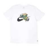Nike T恤 SB Year of the Dog T-Shirt 男款 狗年限定 限量 短T 短踢 短袖 上衣 【ACS】 AR3999-100