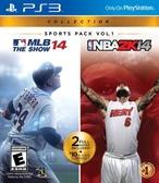 PS3 美國職棒大聯盟 14/NBA 2K14(美版代購)