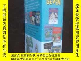 二手書博民逛書店The罕見Secret Seven(一套共5本)*Y85718