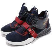 Nike Air Force 270 USA Dream Team 深藍 金 紅 男鞋 大氣墊 休閒鞋 【PUMP306】 AH6772-400