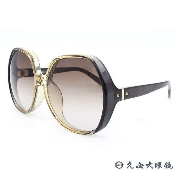 Chloe 墨鏡 CE723SA 040 (漸層透灰) 摩登大框款 太陽眼鏡 久必大眼鏡