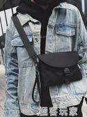 土酷包斜挎小包女背包蹦迪潮牌胸包嘻哈街頭潮流學生個性單肩包男 極客玩家