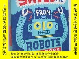 二手書博民逛書店*How罕見Lunchbox Jones Saved Me from Robots, Traitors, and
