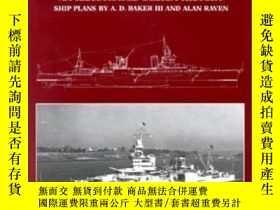 二手書博民逛書店U.s.罕見Cruisers-U、 美國巡洋艦Y436638 Norman Friedman Naval In