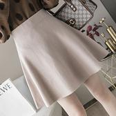 適合胯大的蓬蓬裙時尚a字短裙半身裙DJB07快時尚FFA049快時尚