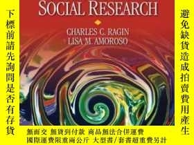 二手書博民逛書店Constructing罕見Social ResearchY256260 Charles C. Ragin S