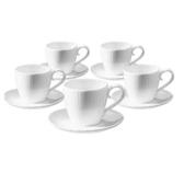『Tiamo』☆經典五杯五盤咖啡杯組 SP-1611 *免運費*