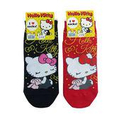 non-no儂儂褲襪《5入》    日本製三麗鷗女短襪(優雅kitty)3713-204