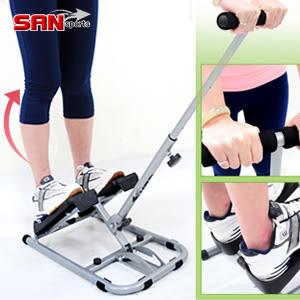 手足同享!!扶手拉筋機拉筋板.踏步機.易筋板足筋板.美腿按摩器材推薦【SAN SPORTS】