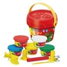 【義大利 GIOTTO】幼兒超軟黏土 禮物桶 467600