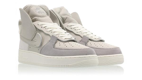 v[TellCathy]Air Force 1 High PSNY Grey AO9292-001 籃球鞋 灰色