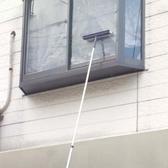 【HOME WORKING】伸縮鋁柄洗窗刷-250cm