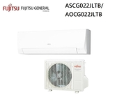 【富士通Fujitsu】2-4坪 變頻一對一分離式冷氣(ASCG022JLTB/AOCG022JLTB)
