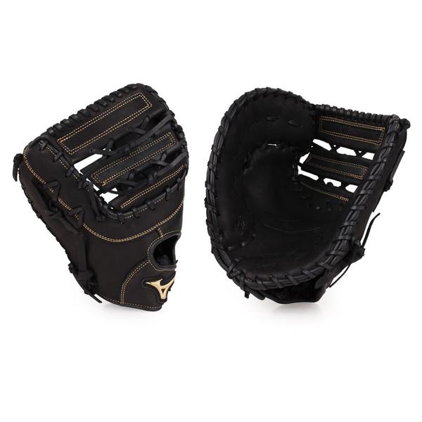 MIZUNO 硬式棒球手套(一壘手用 左投 附手套袋 免運 美津濃≡排汗專家≡