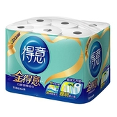 金得意巧撕廚房紙巾112組*6捲【愛買】