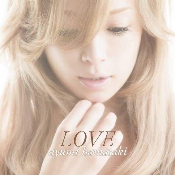 濱崎步 致愛 CD ( 購潮8)