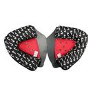 【東門城】ASTONE DJ11專用三角襯 兩頰襯 安全帽配件