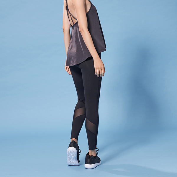LEAP Kirara 經典鑽石美型運動機能褲  運動 褲子 美體 美型 修身 塑身 機能 運動褲