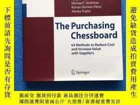 二手書博民逛書店The罕見Purchasing Chessboard: 64 Methods to Reduce Costs an