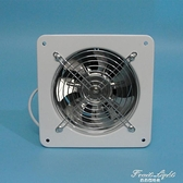 臥室靜音排風扇廚房排氣扇衛生間牆4寸窗式換氣換風扇100MM 果果輕時尚