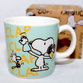 SNOOPY 史努比 陶瓷馬克杯 日本限定 YAMAKA出品