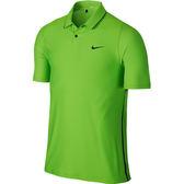 NIKE GOLF男子運動短袖POLO衫(綠)726206-313