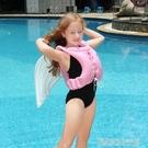 充氣寶寶游泳圈男孩女童大人學裝備加厚成人浮圈腋下圈兒童學游寶