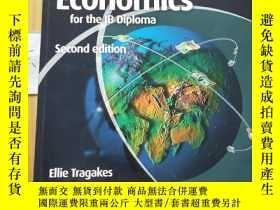 二手書博民逛書店Economics罕見for the IB Diploma Second editionY15335 Ell