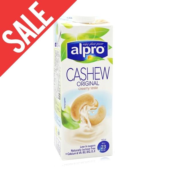 凹罐【ALPRO】原味腰果奶(1公升) 效期2021/04/12