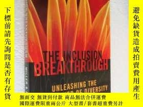 二手書博民逛書店The罕見inclusion breakthrough:Unle