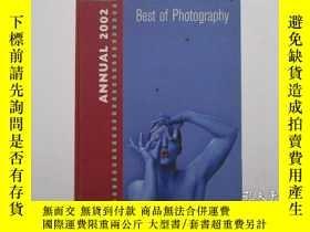 二手書博民逛書店BEST罕見OF PHOTOGRAPHY ANNUAL 2002