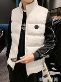 馬甲男士冬季新款韓版潮流加厚外套秋冬休閒坎肩男裝無袖保暖馬甲 時尚潮流