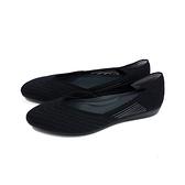 inooknit 平底鞋 編織 網狀 黑色 女鞋 IK-AI3FW0107-801 no012